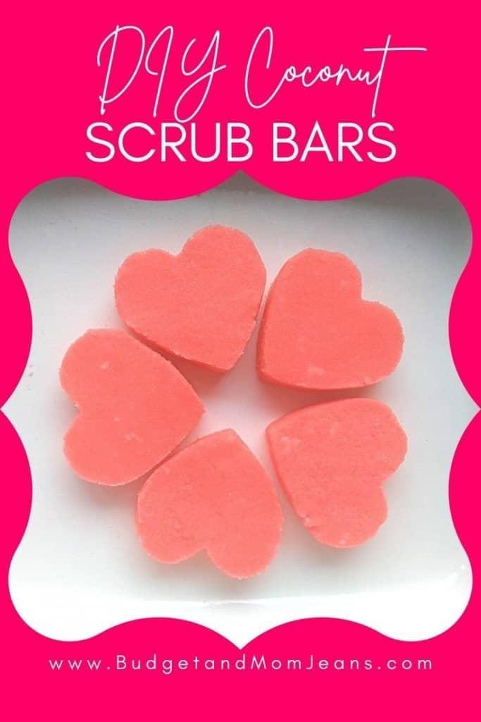 Coconut Sugar Scrub - DIY Valentine's Day Gift Idea