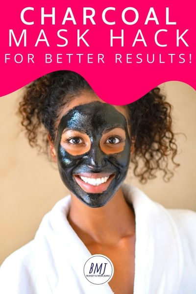 Charcoal Peel-Off Mask | How To Use For Amazing Results