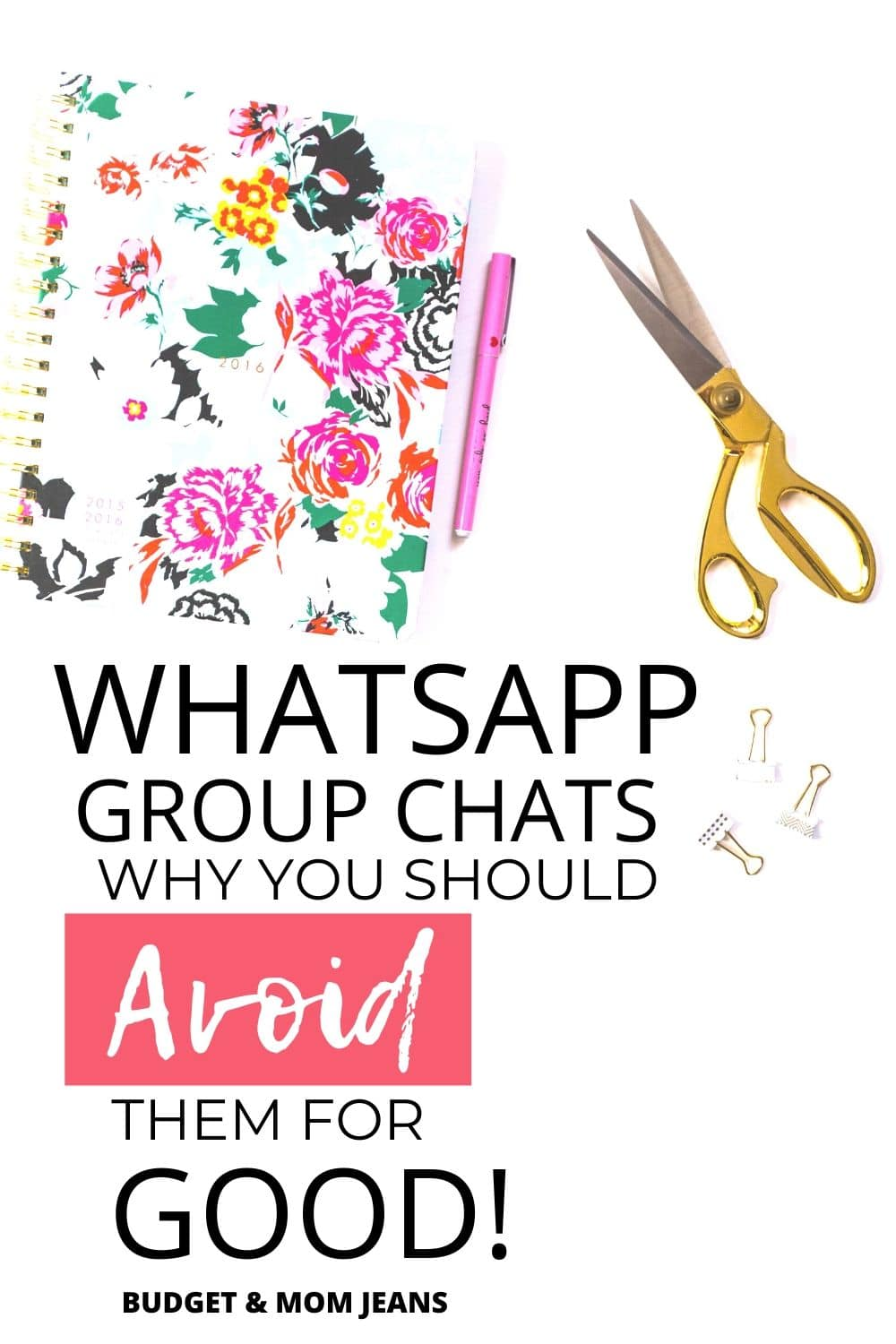 WhatsApp Group Chats - Why You Should Avoid Them For Good