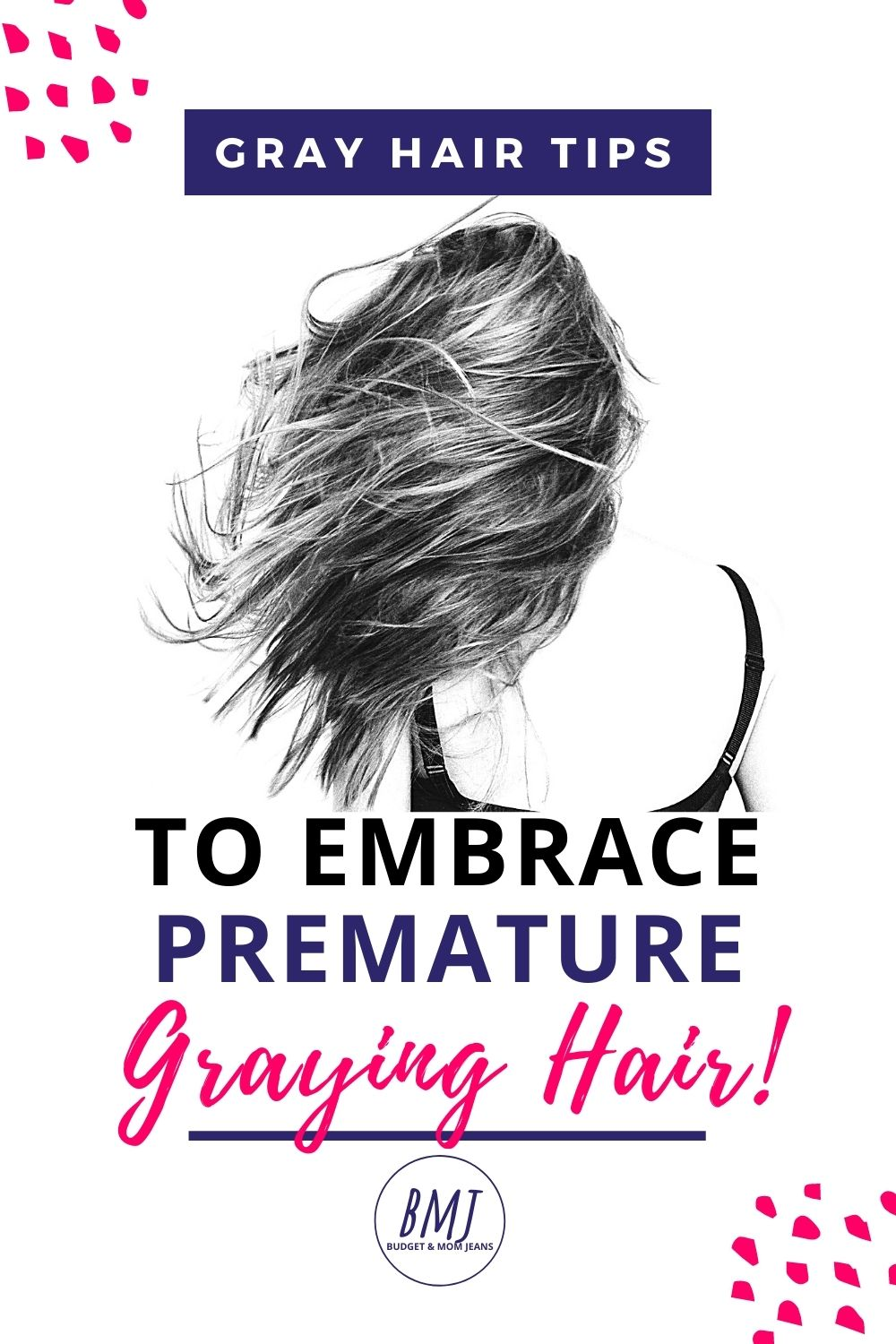 Premature Gray Hair: Not A Death Sentence | How To Embrace It