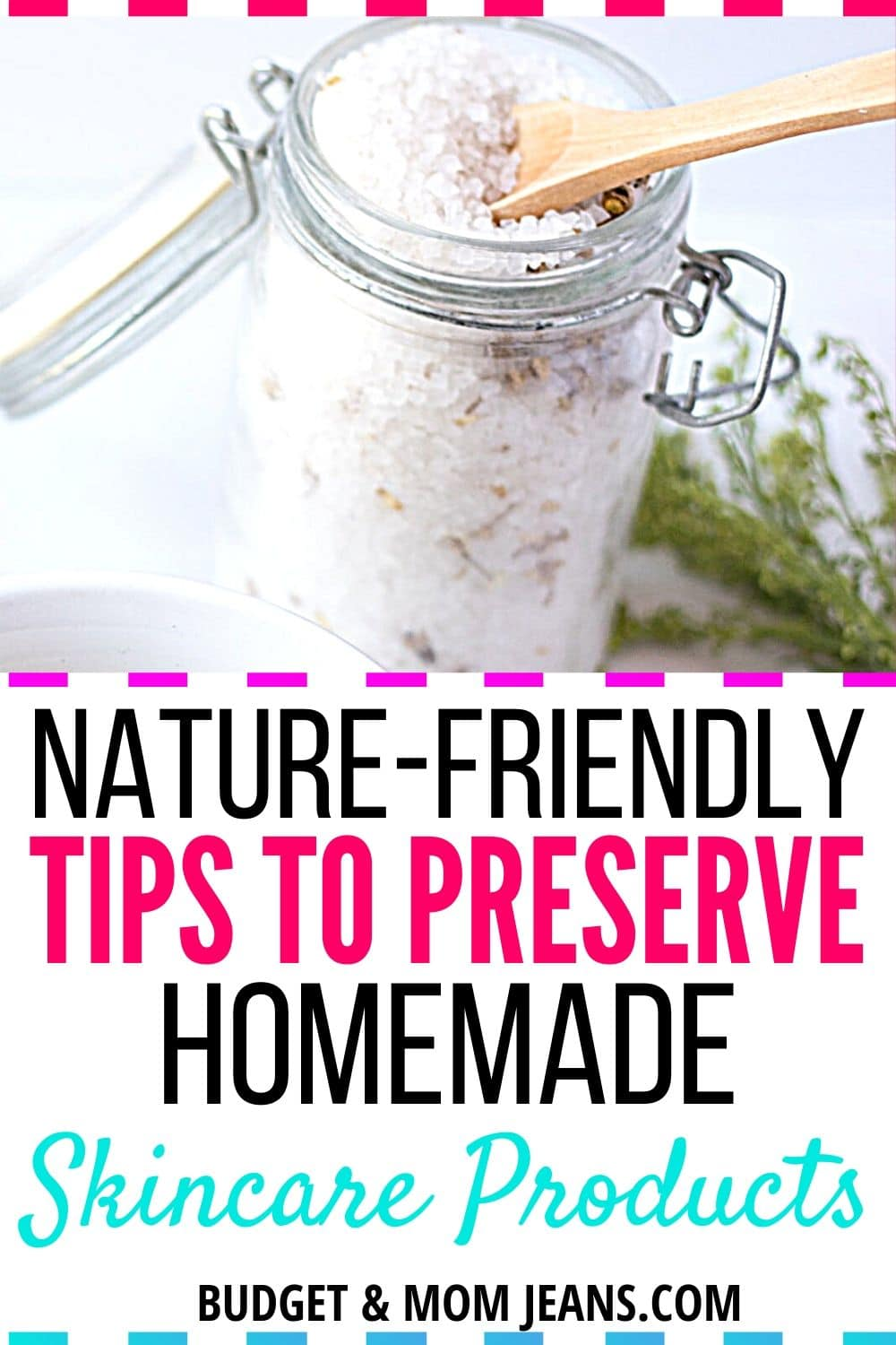 5 Nature-friendly Tips To Preserve Homemade Skincare Products