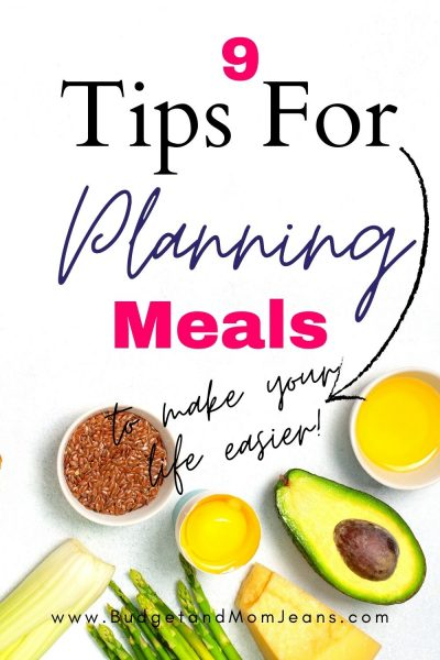 9 Unusual Meal Planning Tips To Simplify Kitchen Life