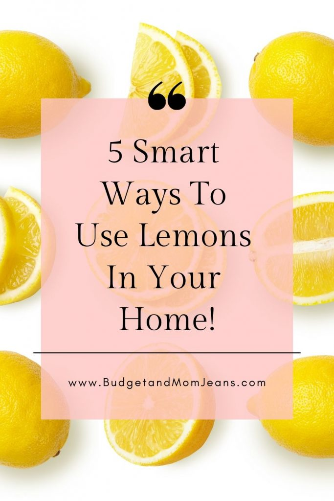 How To Use Lemons In The Home