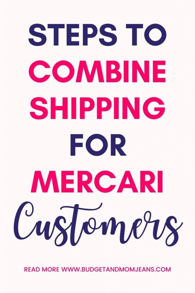 How To Bundle On Mercari (With Pics) And Sell More