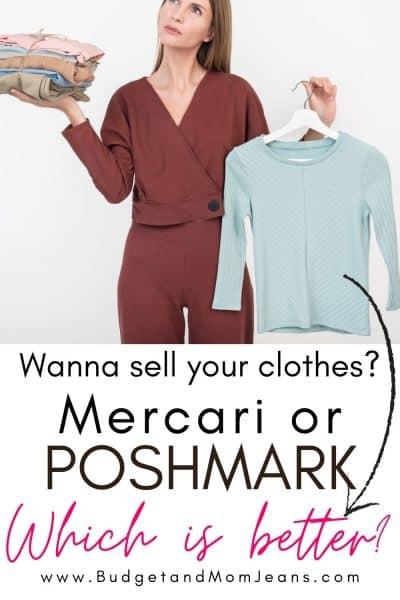 Mercari VS Poshmark - Which Is Better For Selling Online?