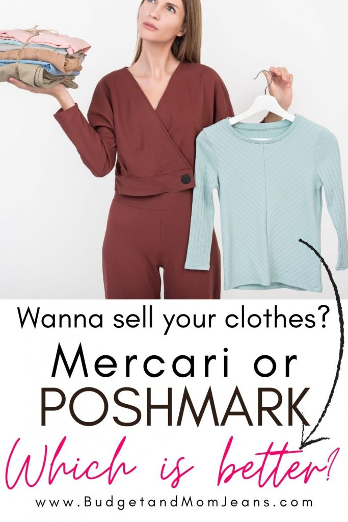 Mercari VS Poshmark - Which Is Better For Selling Online?