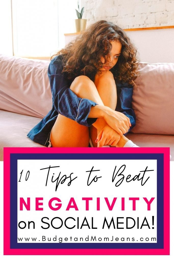 10 Tips On How To Beat Social Media Negativity