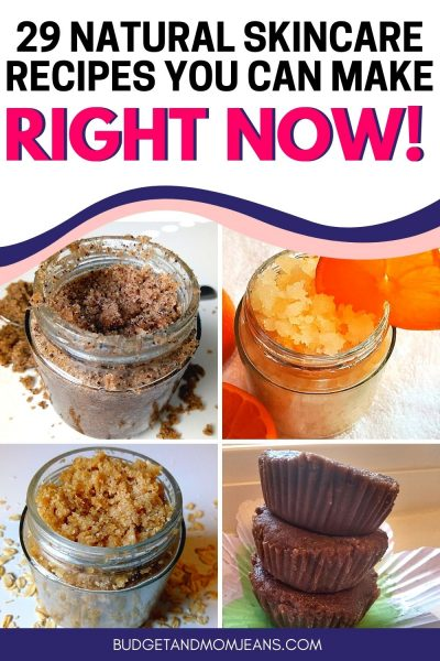 29 Simple DIY Skincare Recipes To Make Right Now