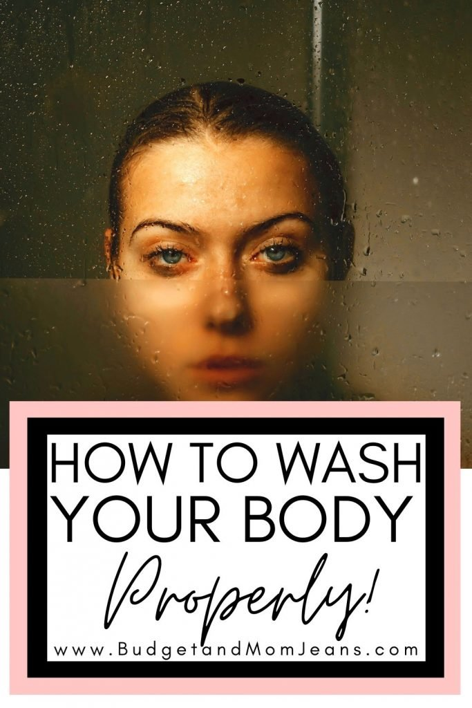 Washing: How To Shower Properly Every Time