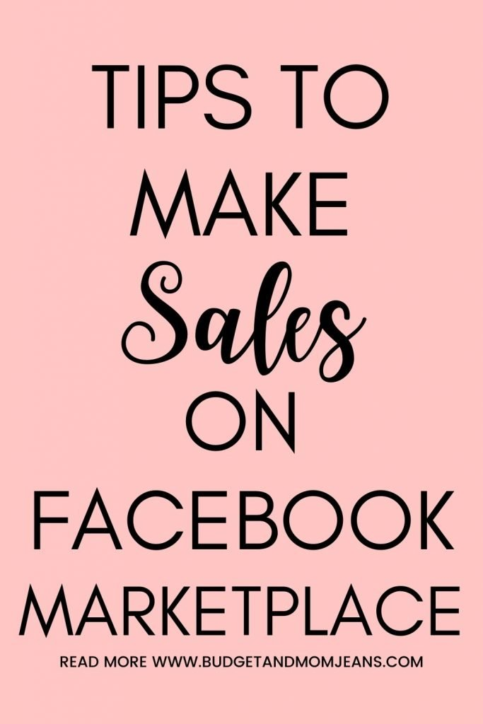 How To Sell On Facebook Marketplace | How It Works