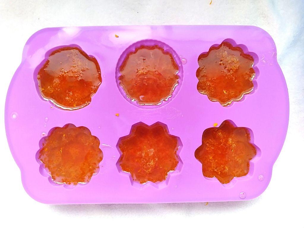Zesty Orange Soap -Melt And Pour Soap Recipe (8)
