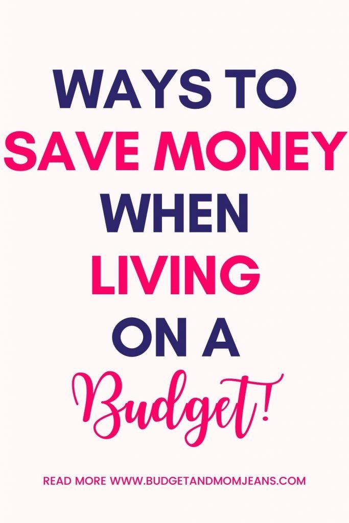 23 Money-Saving Tips For Living On A Budget Without Feeling Poor