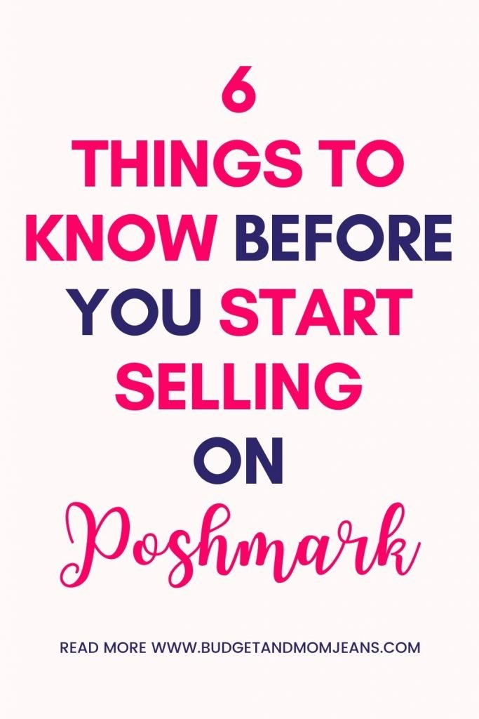 6 Things to know before you start selling on